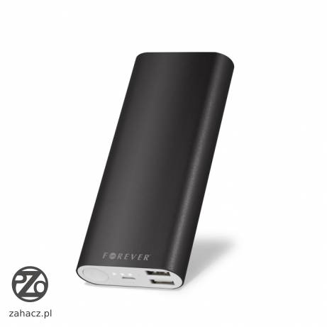 POWER BANK FOREVER 13000 mAh CZARNY
